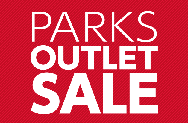 PARKS OUTLET SALE(7/22~8/27)